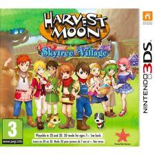 Harvest Moon Skytree Village Nintendo 3ds Release