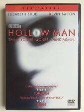 HOLLOW MAN - Paul Verhoeven - Region 2 - DVD