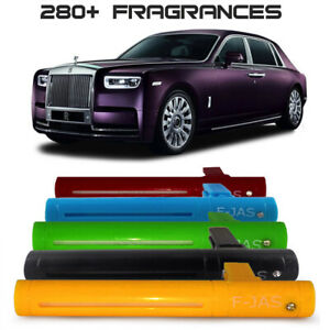 Car Freshener Vent Clip with 10ml Refill, 5 Colors for Rolls Royce Phantom Ghost