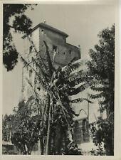 La tour des Oudayas à Rabat (Maroc, Morocco). Ca. 1935.