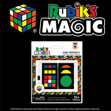 RUBIK'S MAGIC CUBE PROPHECY SET 15+ TRICKS WITH VIDEO DOWNLOAD CARDS KIDS PUZZLE