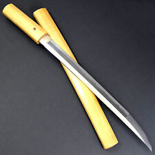 Authentic JAPANESE SAMURAI KATANA SWORD WAKIZASHI KANETANE 兼植 OO-KISSAKI ANTIQU