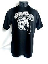 Vintage Original ZZ Top Rock Band/Concert T-Shirt 50/50 Adult Size Large (L) USA