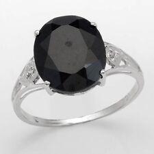 Sapphire White Gold 10k Fine Rings
