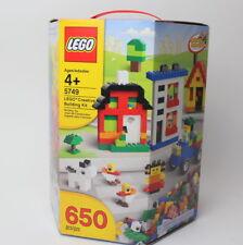 NEU ungeöffnet Lego Creative Building Kit 660 Teile 5749 alter 4+ Block a.d. Set