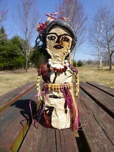 Unique OOAK Handmade New Zealand Doll