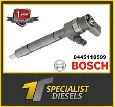 BOSCH INJECTOR 0445110599 BMW 12 MONTH WARRANTY - NEXT DAY DELIVERY