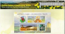 GB 2009 CELEBRATING WALES PRESENTATION PACK NO 424