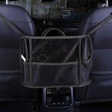 Universal Car Net Pocket Handbag Holder Organizer Seat Side Storage Mesh Net Bag