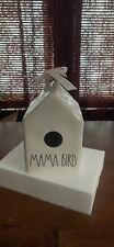 New Rae Dunn by Magenta Mama Bird Large Ll Birdhouse