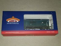 OO Gauge Bachmann 39-528A Ex-Southern CCT Covered Carriage Truck Weathered wagon