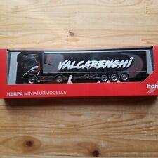 """Herpa 310758-1/87 Scania CS 20 HD semirremolque Refrigerado"""" Bruno Valcarenghi"""