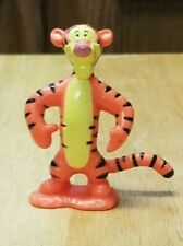 "DISNEY PLAY FIGURE SET 3"" TIGGER TIGER WINNIE THE POOH TOY DOLL CAKE TOPPER USA"