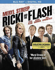 RICKI & THE FLASH   NEW BLURAY FREE SHIPPING!!