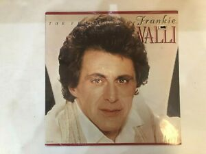Frankie Valli – The Very Best Of LP- MCA Records – MCA-3198