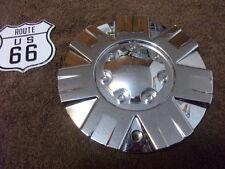 "GIO LIMITED Plain Custom 6-3/4"" Wheel Center Cap Part # BDW705-5 on back of hub."