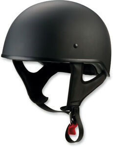 Z1R CC Beanie Style Half Motorcycle Helmet DOT All Colors XS-3XL