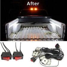 48 White LEDs Lighting System Light Kit Pick-Up Truck Bed Rear Work Box Lamp New