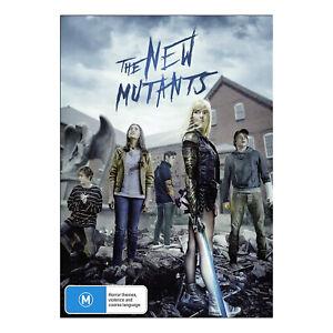 The New Mutants DVD Brand New Sealed Region 4 Aust. - Free Post