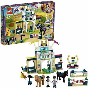 BRAND NEW AND SEALED LEGO 41367 FRIENDS STEPHANIE'S HORSE JUMPING SET