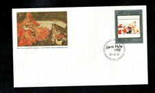 Fdc-1630*Canada 1992*50c Masterpieces in Canadian Art Fdc*Scott #1419*Cachet
