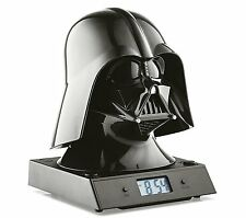 Star Wars Darth Vader Projection Alarm Clock *BRAND NEW*