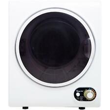 Magic Chef 1.5 cu ft Compact Dryer, White