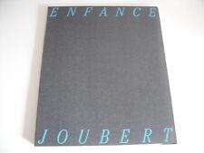 SCOUTISME JOUBERT ENFANCE PF 1000EX NUMEROTE ET SIGNE RARE