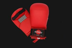 KANKU Karate Punching Gloves Mitts, Martial Arts, Taekwondo, Boxing, MMA