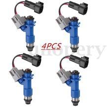 4x Fuel Injectors & Plugs For Honda Acura RDX 410cc B16 B18 K20 K24 EG EK Type R