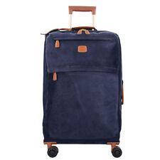 Bric's Life 4-Rollen Trolley Koffer 65 cm (blau)