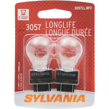 Turn Signal Light Bulb-Long Life Pack TWIN Rear/Front SYLVANIA 3057LL.BP2