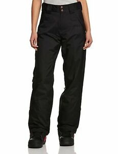 Santa Cruz Chute Women's Snow Pant, Black, 14L