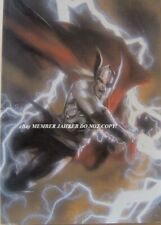 Mighty THOR 2 Dell'Otto VIRGIN Euro Variant Not Jane Foster 1 God of Thunder 3 6