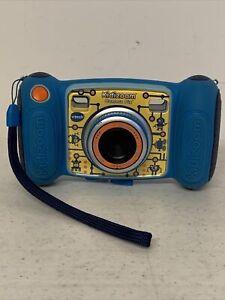 VTech Kidizoom Camera Pix Blue Kids Digital Video Usb Selfie Voice Recorder