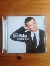 Russell Watson - The Voice -  People Get Ready, CD Album