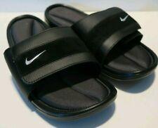 Nike Men's Comfort Slide Black Size 12 Uk 47.5 EUR [360884-001]