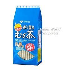 Itoen Mugi Cha Roasted Barley Tea Bags from Japan - Large 54 Bag Pack Mugicha