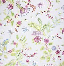Free Spirit Chinoiserie Chic by Dena Designs PWDF 193 White   BTY Cotton Fabric
