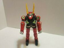 Vintage Power Rangers Thunder Megazord Red Dragon Thunderzord Body And Head