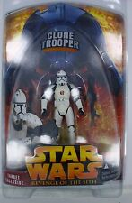 STAR WARS REVENGE OF THE SITH: CLONE TROOPER - TARGET EXCLUSIVE