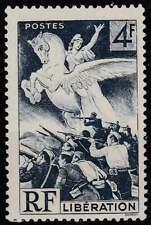 Frankrijk postfris 1945 MNH 673 - Bevrijding