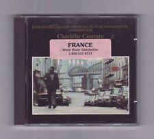 (CD) CHARLELIE COUTURE - Extraits De La Bande Originale Du Film  / France Import