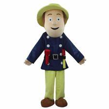 2018 High Fireman Sam Mascot Costume Firefighter Christmas Party Dress Suit Gift