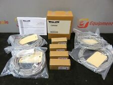 Whelen S690CCCC CSP690 Competitor Power Supply 4 Clear Strobe Lights Cables New