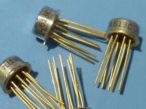 [2pcs] Plessey SL613C Amp. UK Seller
