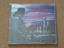 MICHAEL JACKSON - STRANGER IN MOSCOW - CD SINGLE