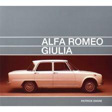 ALFA ROMEO GIULIA - LIVRE NEUF