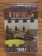 TANKS: TIGER I Tank Expansion