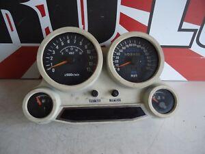 Kawasaki GPZ1000RX Clocks GPz MPH Instrument Panel
